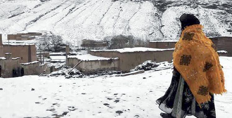 Le Maroc grelotte : La vague de froid n'a pas encore frappé