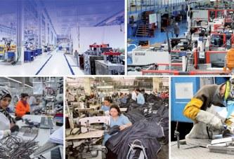 Selon les détails de l'enquête nationale du HCP : 63% des entreprises sur l'axe Casa-Tanger