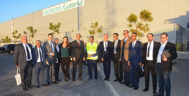 Energies renouvelables : Siemens Gamesa de Tanger poursuit ses ambitions