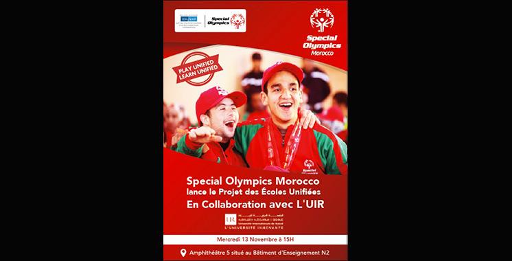 Special Olympics Morocco : 160 jeunes participants éduqués par le sport