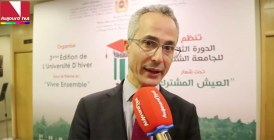 3ème université d'hiver : Amine Bensaid explicite l'apport de l'université Al Akhawayn