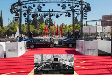 Festival international du film de Marrakech : BMW, transporteur officiel pour  la 4ème année consécutive
