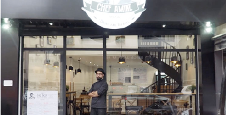 Issu du concours Master Chef : Chef Amine ouvre son restaurant  Fast-Good à Casablanca