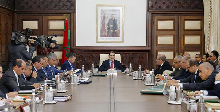 4 projets de décret devant le Conseil de gouvernement de ce jeudi