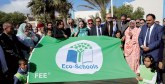 Eco-écoles : Remise du label «Pavillon Vert» aux établissements  de Guelmim-Oued Noun