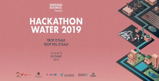 Un 1er «Hackathon Water»  à Marrakech