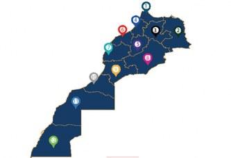 La DEPF établit un diagnostic détaillé des territoires nationaux : Le profil des 12 régions du Maroc