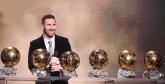 Ballon d'Or : Et de six pour Lionel Messi