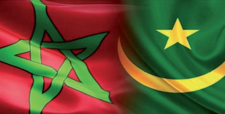 Entretien téléphonique de SM le Roi avec le Président mauritanien