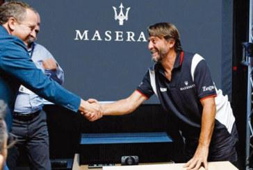 Maserati Multi 70 : La firme italienne s'associe à Giovanni Soldini