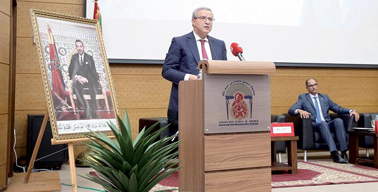 Réforme de la justice : Aujjar souligne «l'expérience distinguée» du Maroc