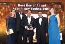 Créateur de la technologie «EdwardTM l'hôte virtuel» : Distinction internationale pour Mohamed Mrini Dahbi