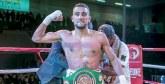 Boxe : Le Marocain Moussa Gholam remporte le titre WBO intercontinental