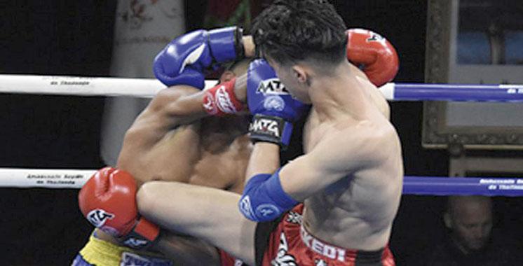 Muay thaï : Les champions marocains distingués à l'International Diamond Fight