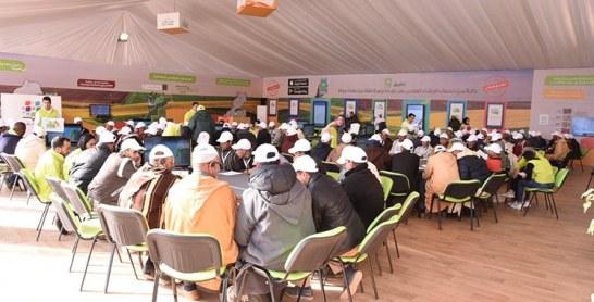 Arboriculture : «Al Moutmir itinérant» fait escale à Kelâat Sraghna