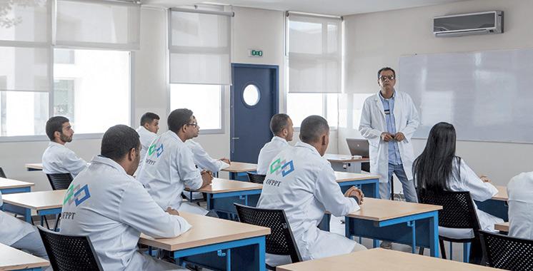 Formation professionnelle : 242,6 millions DH pour la Cité des métiers  et des compétences d'Agadir