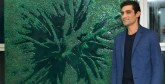 Exposition conviviale : Omar Barrada suit son «Intuition» par le pinceau