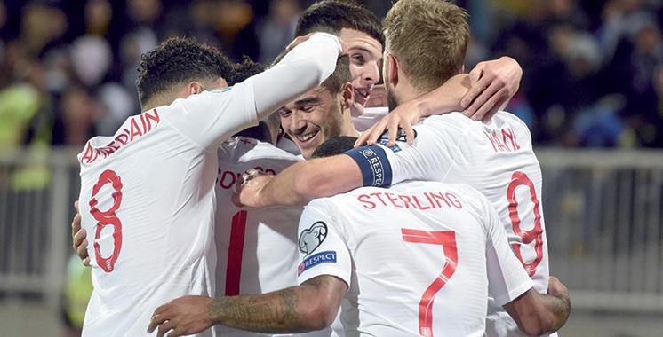 Préparations Euro-2020 : L'Angleterre affrontera l'Autriche et la Roumanie