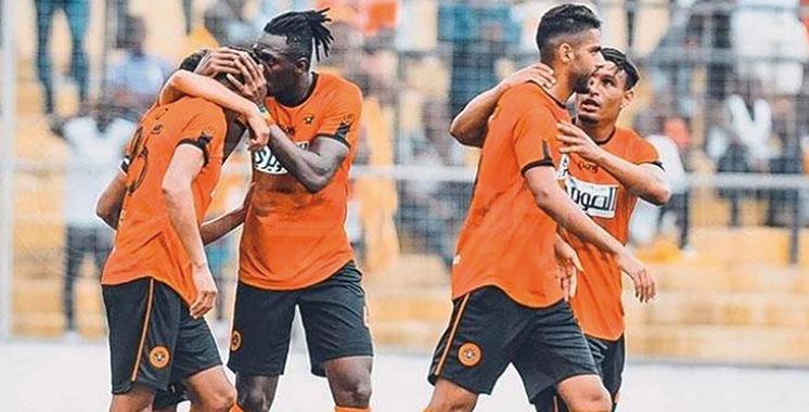 Coupe de la CAF : Le HUSA et la RSB faciles vainqueurs