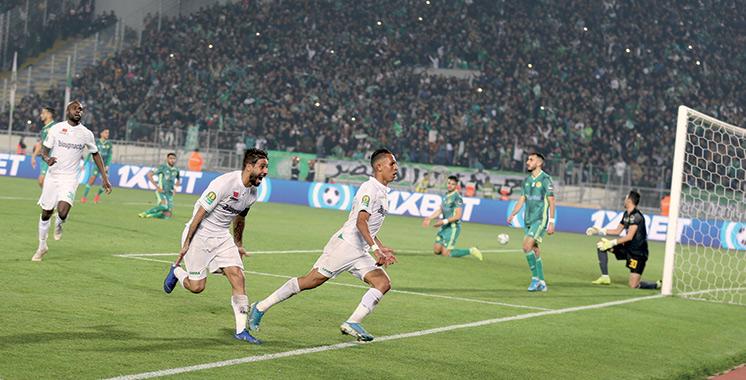 Ligue des Champions de la CAF (Groupe C/3è journée) : Le Raja confirme, le WAC respire