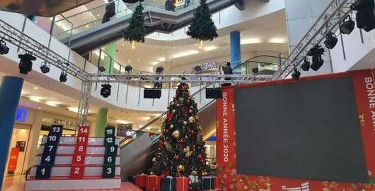 Tanger se prépare aux fêtes de fin d'année