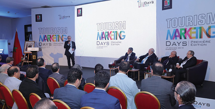Tourism Marketing Days : L'ONMT et les professionnels ouvrent une nouvelle page  de collaboration