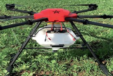 Agriculture «Intelligente» : Le premier traitement des céréales par drone au Maroc lancé à Sidi Kacem