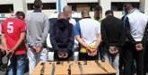 Meknès : Un à dix ans de prison pour  9 membres d'une bande de malfaiteurs