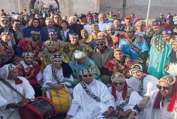 Essaouira célèbre l'inscription de l'art gnaoua sur la liste du patrimoine  de l'Unesco
