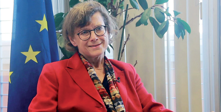 Claudia Wiedey : «Le dialogue est lancé pour déterminer les perspectives de coopération entre le Maroc et l'UE pour  la période 2021-2027»