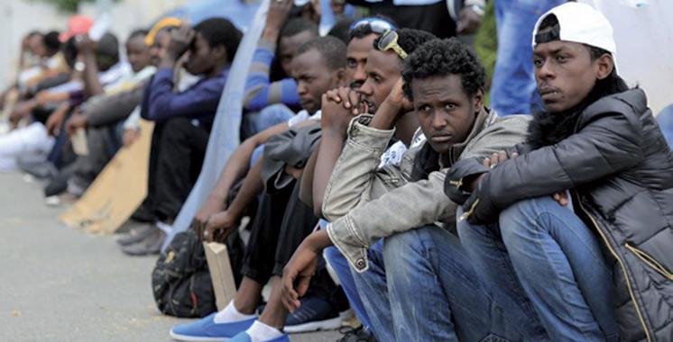 Une opération d'émigration clandestine avortée à Nador