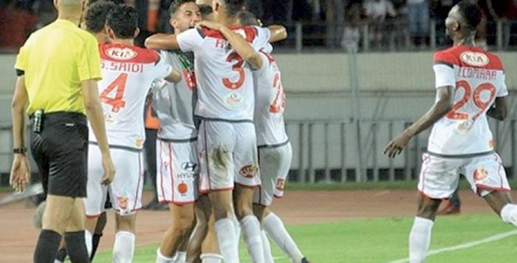 Ligue des champions (1/4 de finale aller): Nul encourageant du WAC à Alger