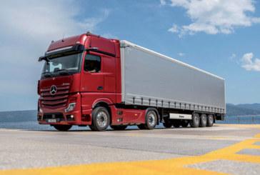 Distribué au Maroc par Auto Nejma : L'Actros 5 est le «Truck of the year 2020»