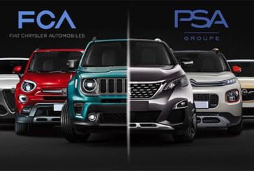 Le Groupe PSA et FCA signent un accord de rapprochement