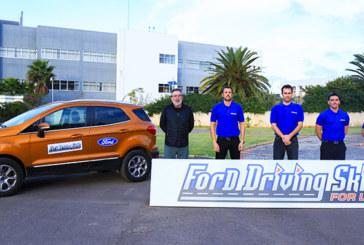 Porté par Ford Motor Company Fund : Le programme Driving Skills for Life  revient au Maroc