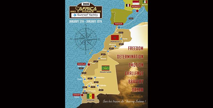 L'Africa Eco Race fait enrager le Polisario