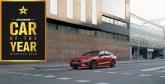 Distinction : Volvo S60 élue voiture de l'année 2020 au Maroc
