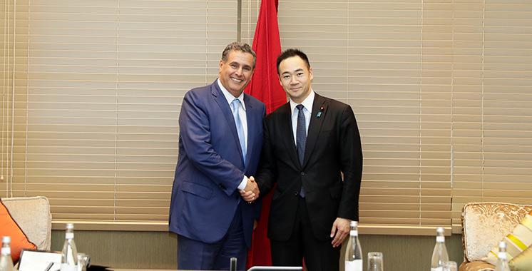 Agriculture et pêche maritime : Volonté commune de Rabat et Tokyo de renforcer leur coopération