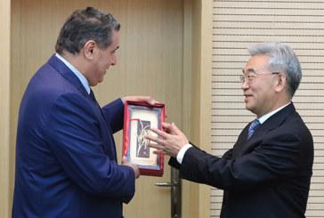 Maroc- Chine : Une volonté  commune de renforcer  la coopération