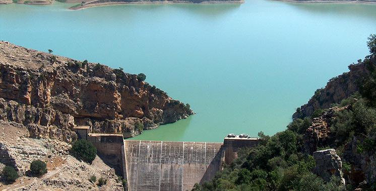 Cinq barrages affichent un taux de remplissage de 100%