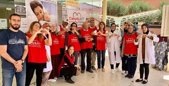 L'ONG française Cœur & ACT invitée d'honneur du CHU Mohammed VI