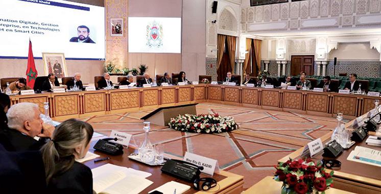 Laâyoune-Sakia El Hamra : La CSMD à l'écoute des institutionnels