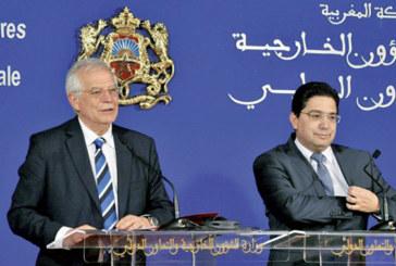 Le Maroc et l'UE veulent consolider leur partenariat
