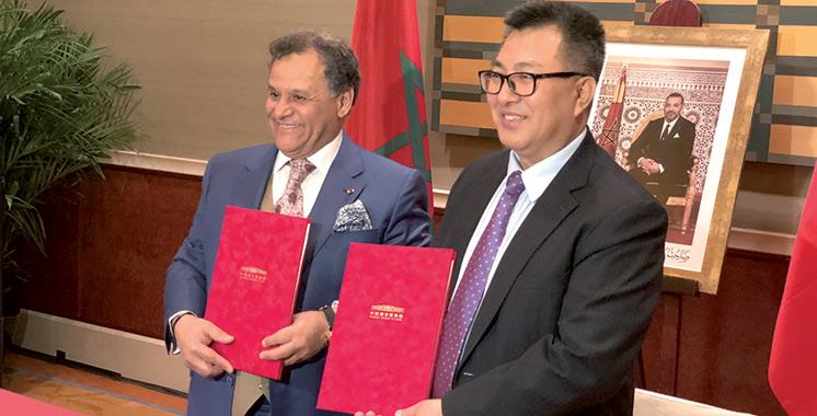 Mehdi Qotbi : «L'exposition du Maroc à Pékin sera un événement énorme»