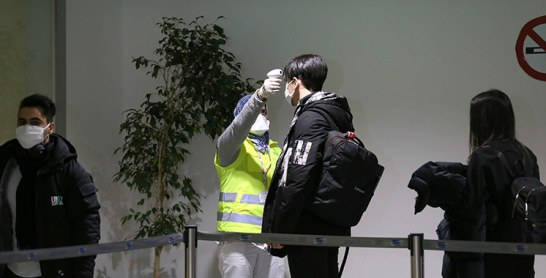 Coronavirus : Durcissement des contrôles à l'aéroport Mohammed V