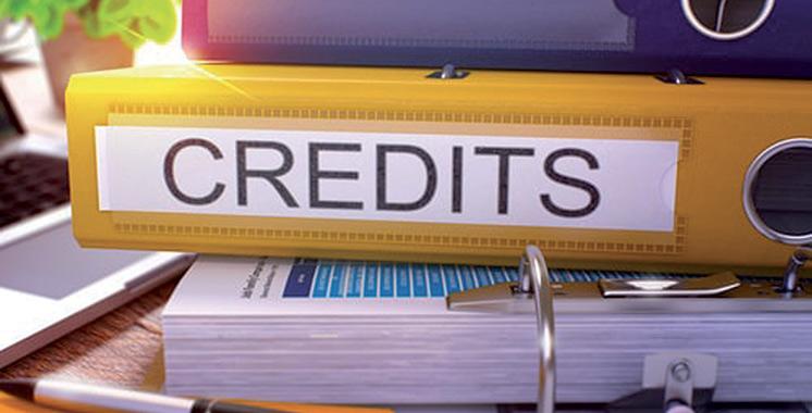 Le rythme du crédit bancaire ralentit  à fin novembre