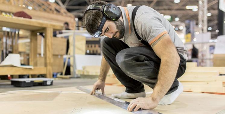 Salon mondial du bois-eurobois : Les nouveaux défis du recrutement et de la formation au cœur de l'édition 2020