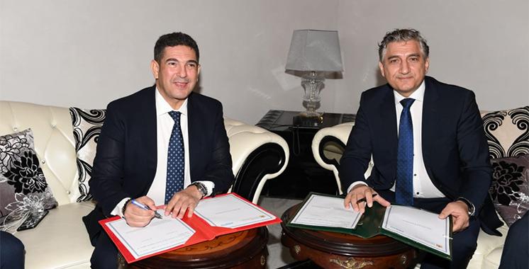 Formation professionnelle : La ministère de tutelle signe une déclaration d'intention avec Festo Didactic