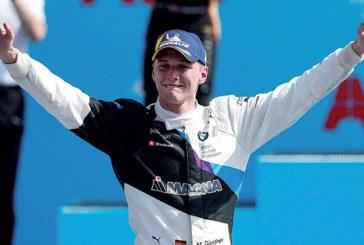 Formule E: L'Allemand  Maximilian Günther remporte l'ePrix de Santiago du Chili