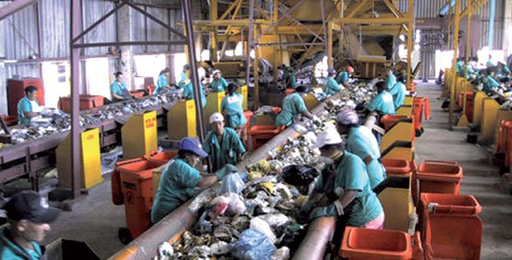 Gestion des déchets: Un projet pilote  de tri et de collecte à Rabat-Salé-Kénitra